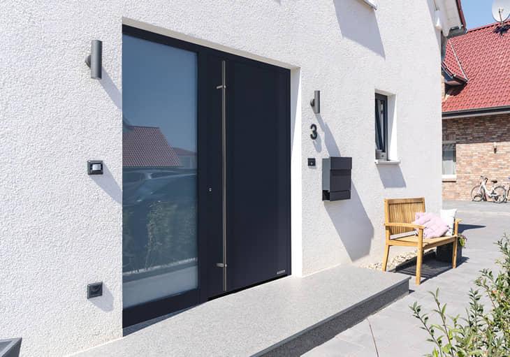 Вхідні двері Hörmann на сторожі вашого  житла 1